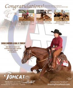 Amazing Grace Ranch, Tomcat Chex